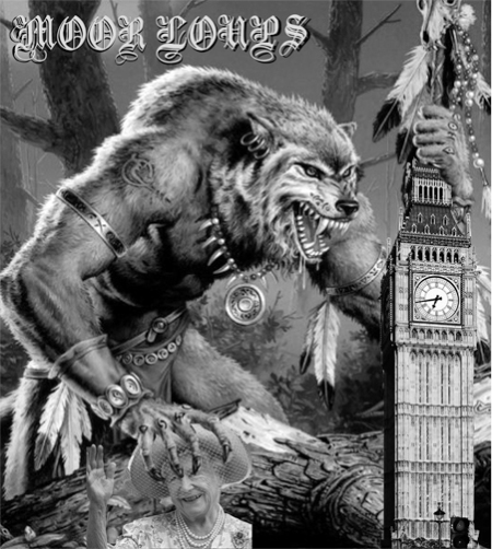werewolves of london cover